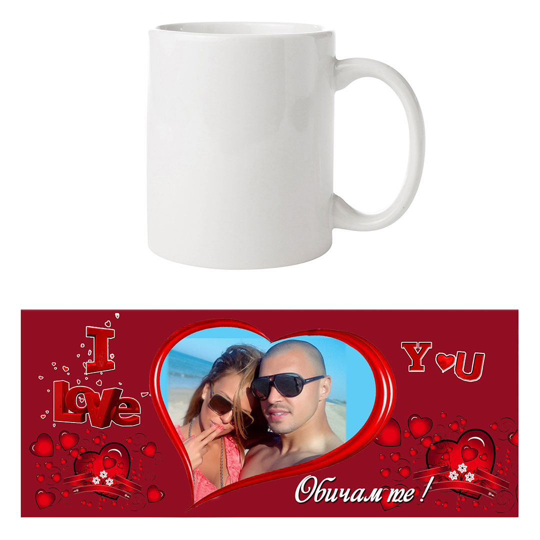 Чаша Love 1