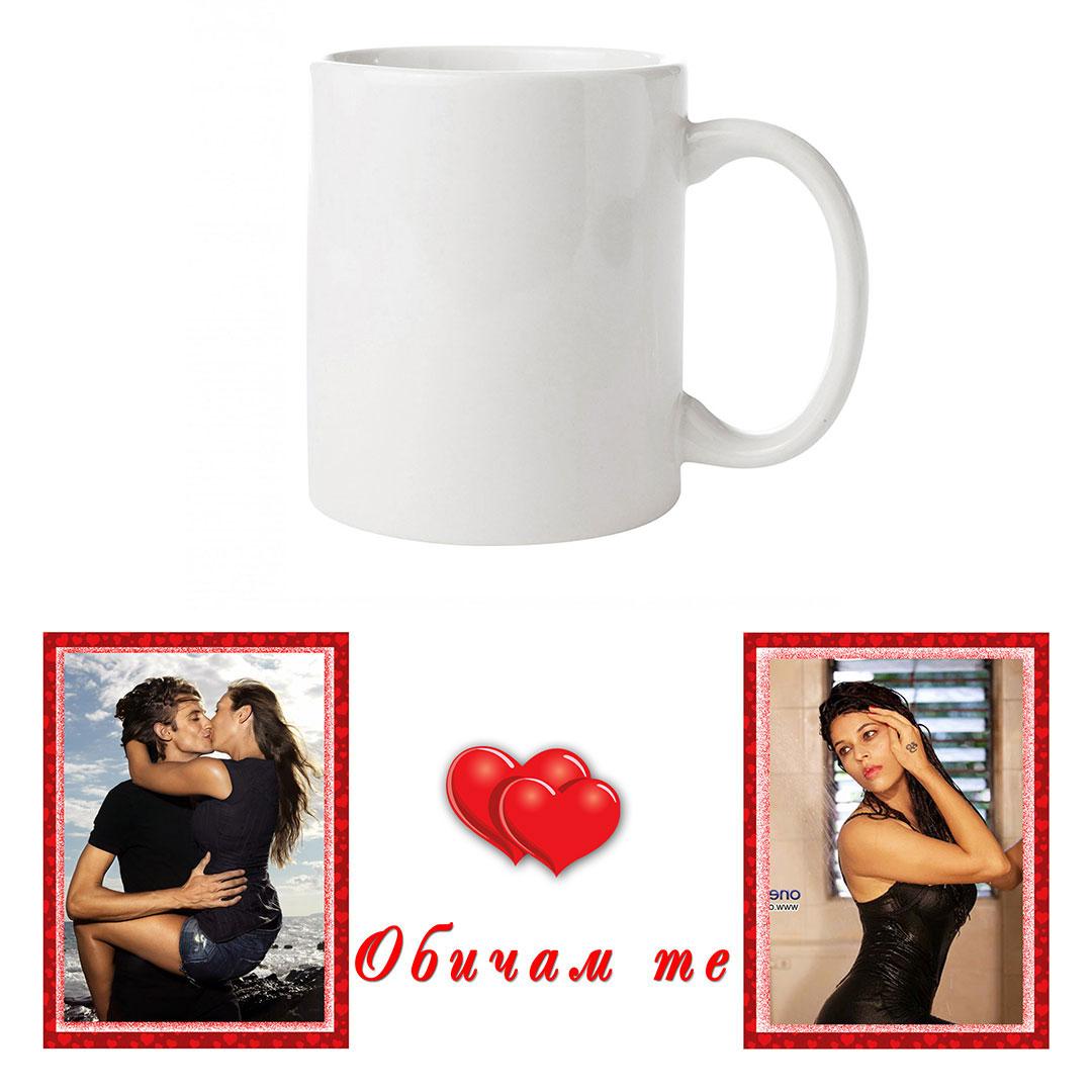 Чаша Love 4