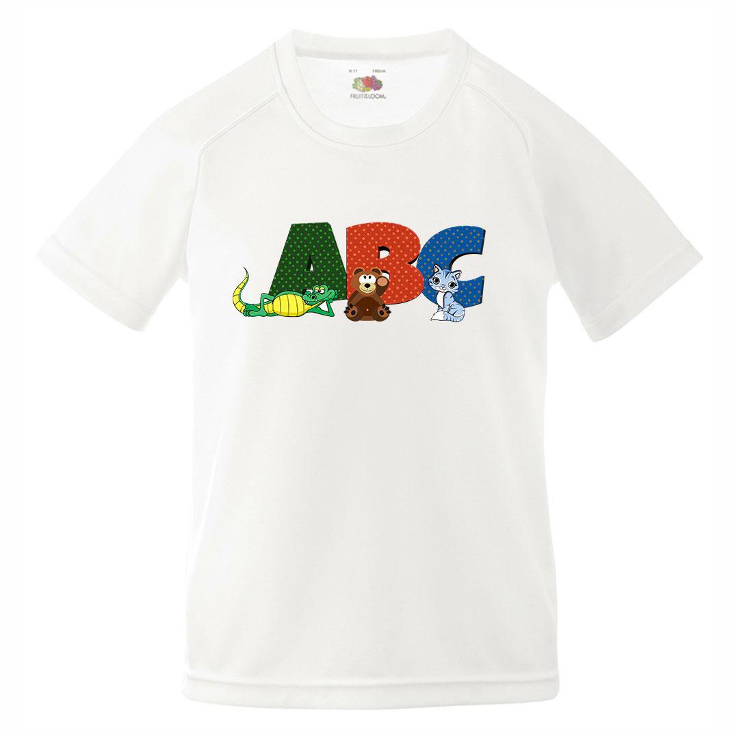 Тениска Детска 3-4год.