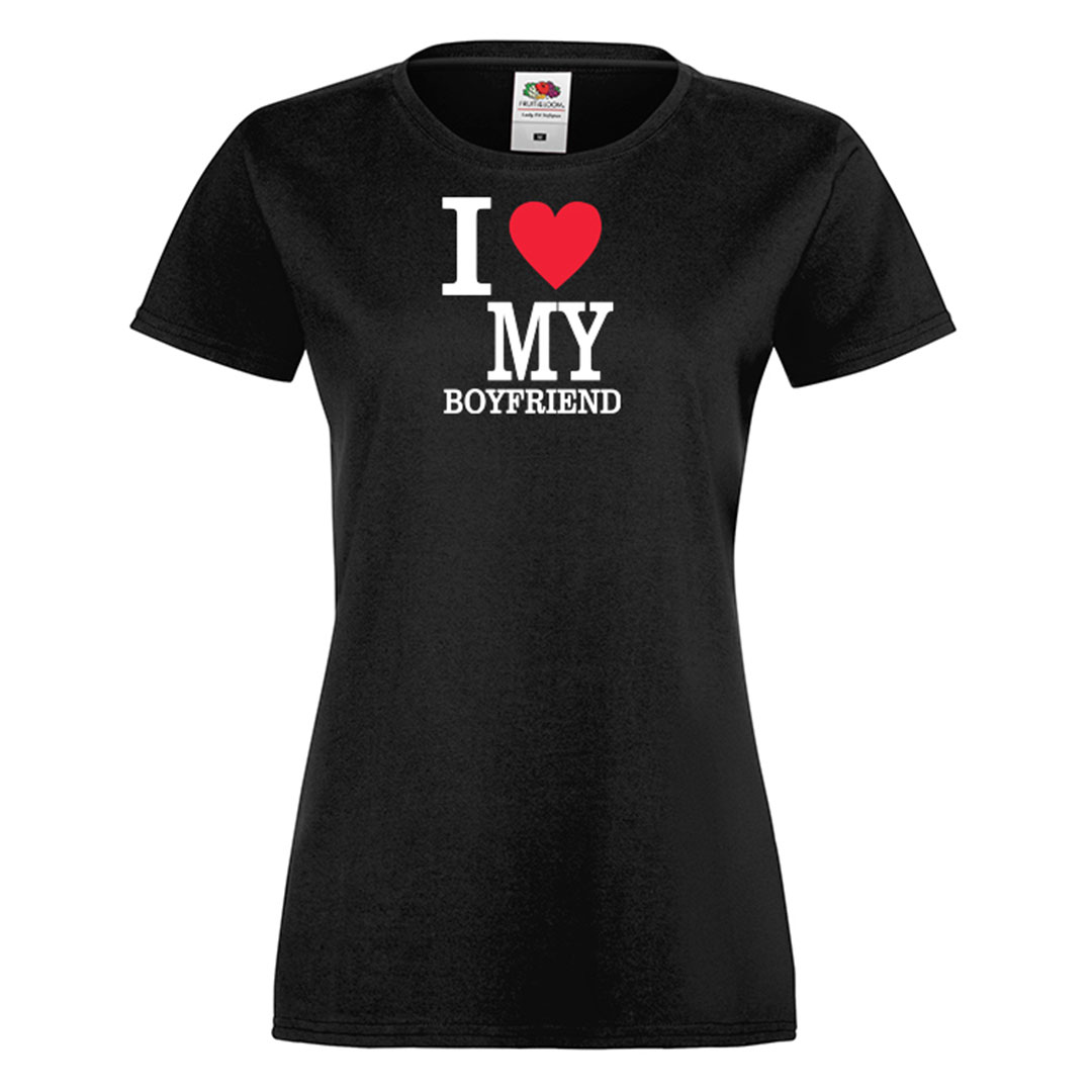 Тениска LOVE-1-XS