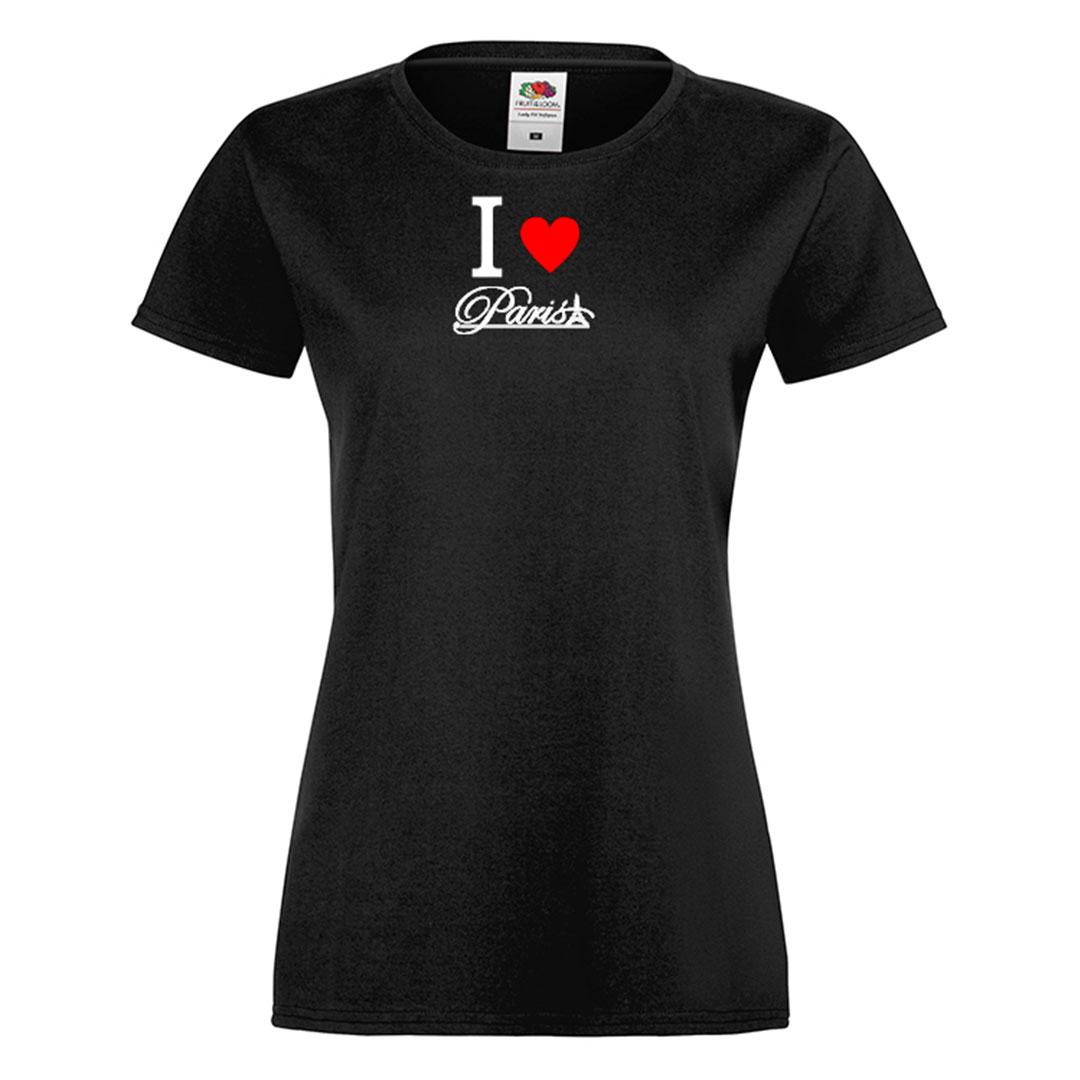 Тениска Paris-XS