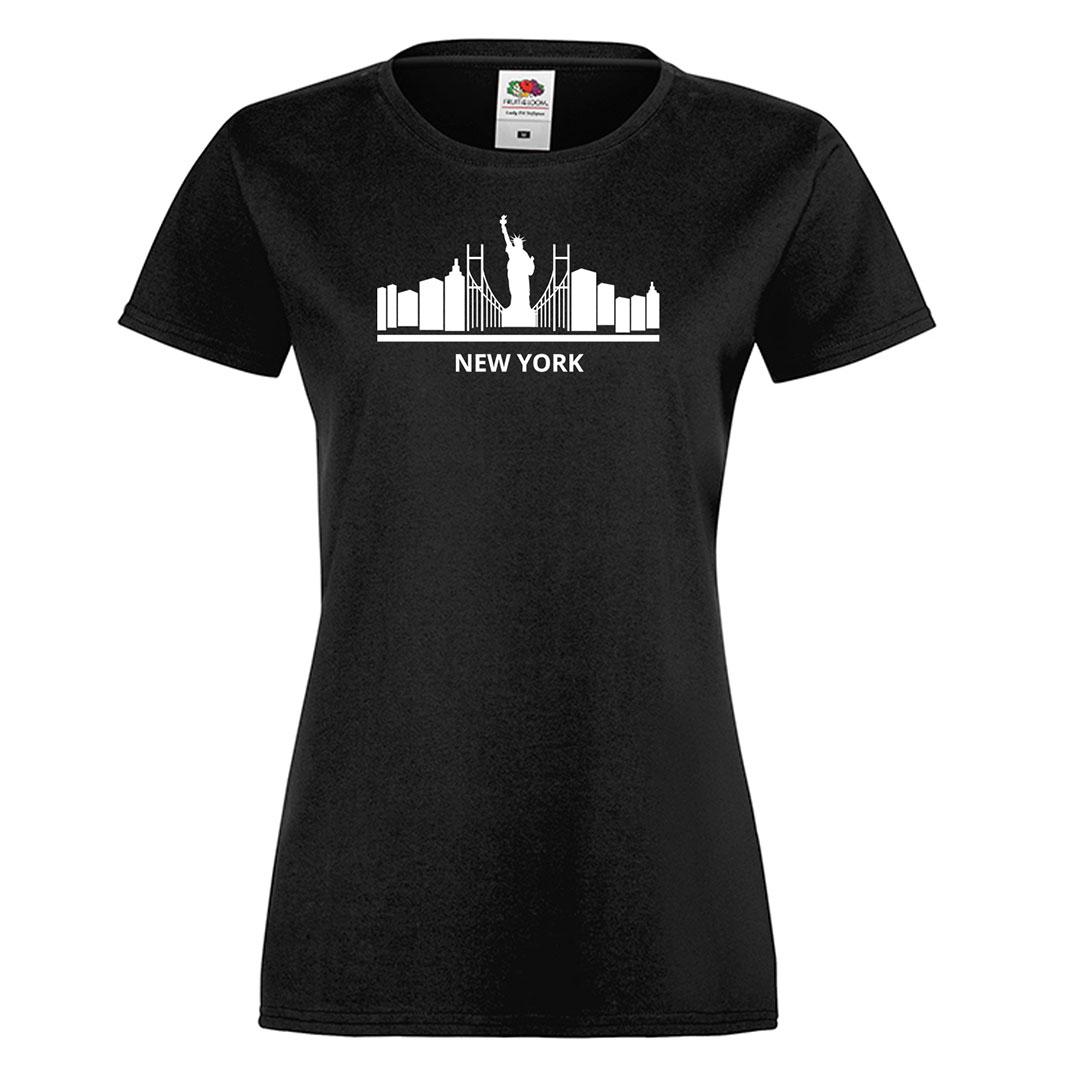 Тениска NEW YORK-XS