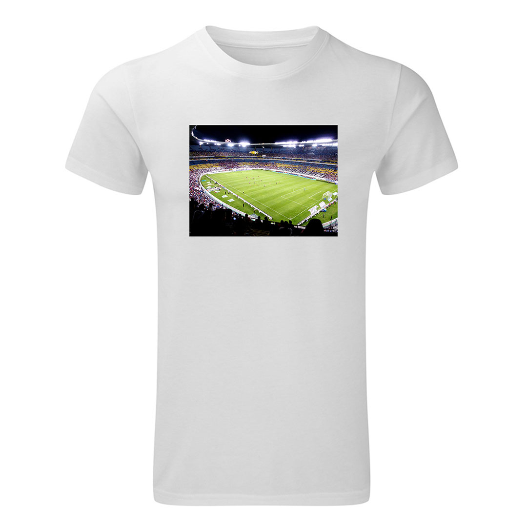 Мъжка тениска със снимка - M