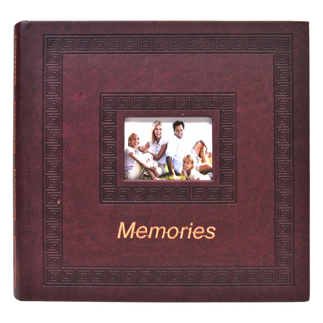 Албум Memories-Dark Brown-200