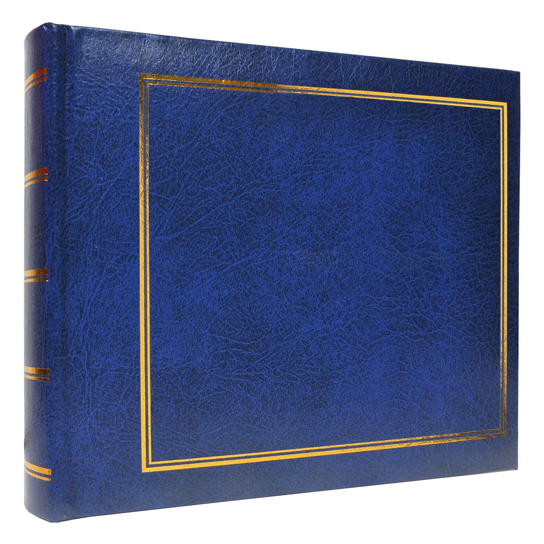 Албум Blue&Gold-100 memo