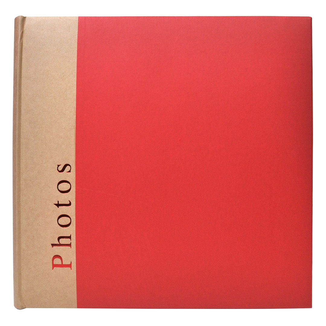Луксозен Албум Henzo Red -100 страници