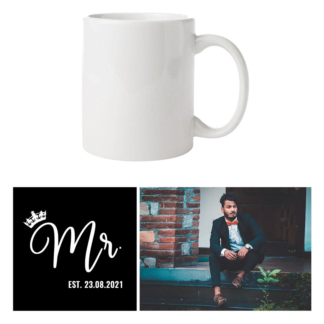 Чаша за Младоженци - за Него