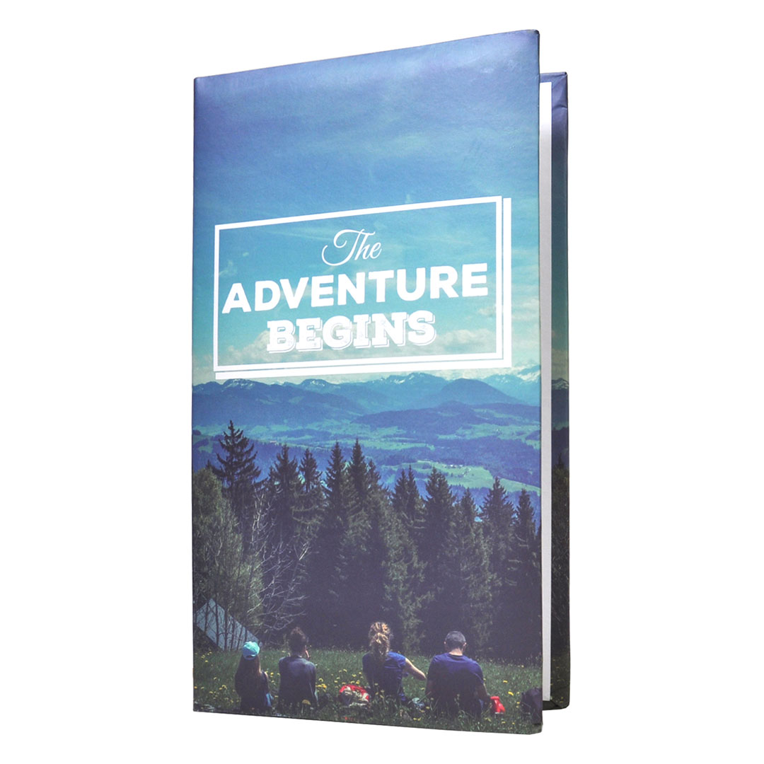 Албум The Adventure Begins-300