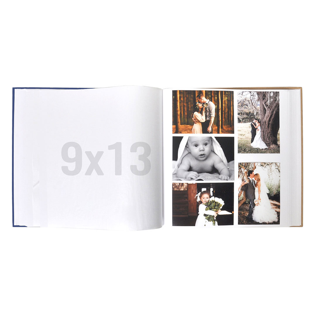 Луксозен Албум Henzo Blue -100 страници