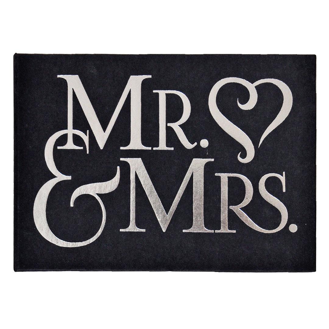 Сватбен албум Mr&Mrs -36